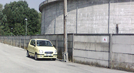 Via Maffi | Muro Palestra UrbanizeMe