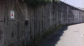 Via Pellico | Muro Palestra UrbanizeMe