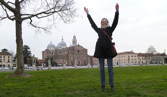 Emmanuelle - Esperienza Progetto SVE