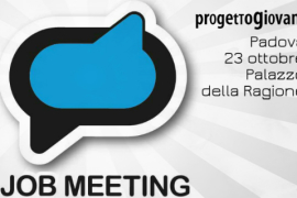 Progetto Giovani al Job Meeting Padova
