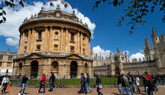 Radcliffe-Oxford