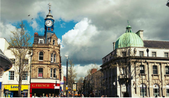 Doncaster UK