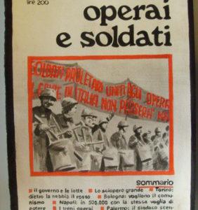 10.Operai e soldati
