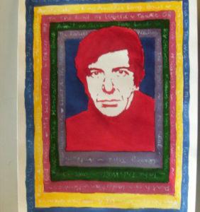 4.Leonard Cohen