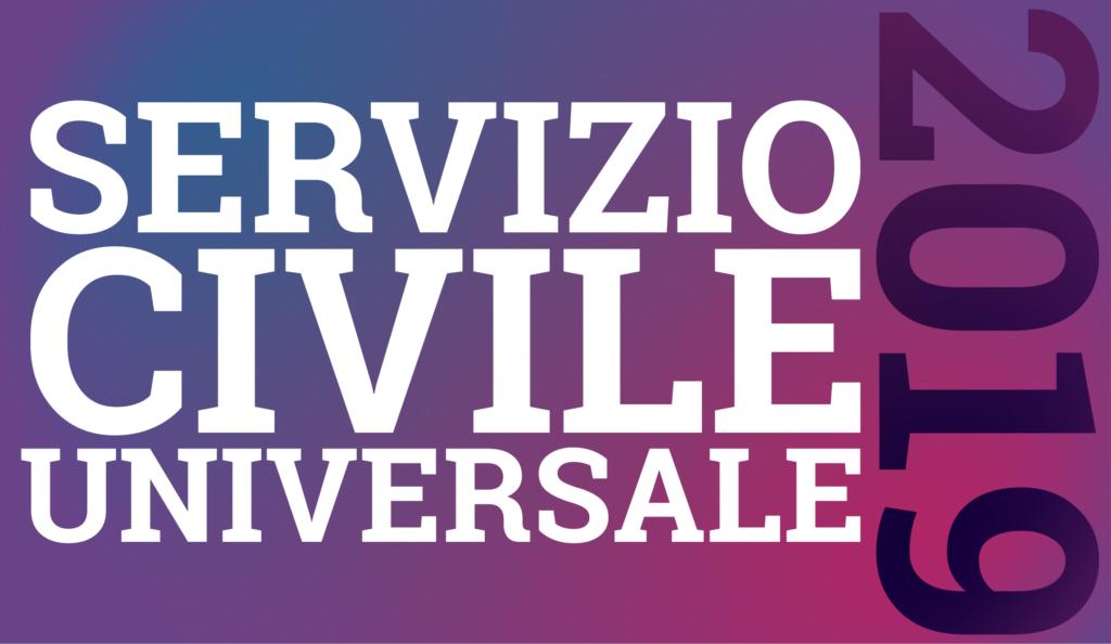 Bandi di servizio civile universale 2019