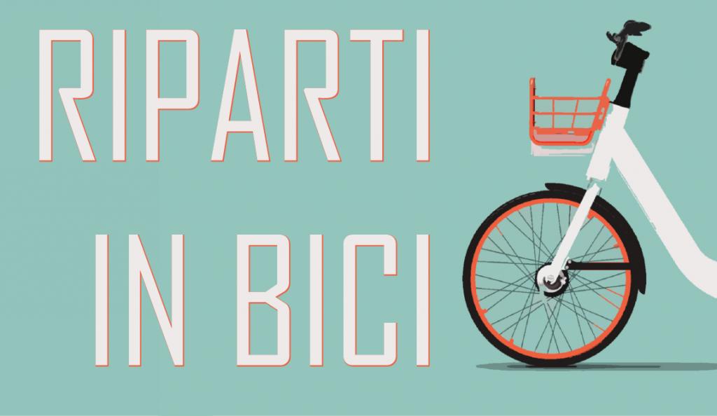 riparti in bici - ricevi un abbonamento per le biciclette urbane con progetto giovani