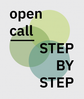 open call step by step